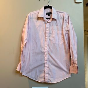 Beverly Hills Polo Club Light Pink Button Down